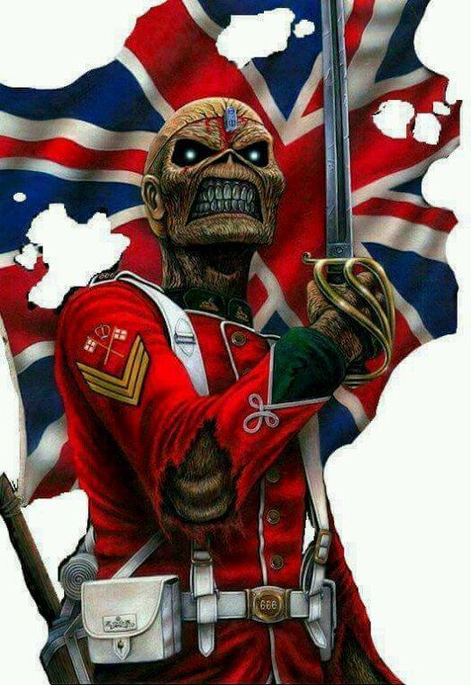 Iron Maiden - Hallowed Be Thy Name (Subtitulos Español) HD