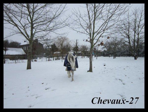 L'hiver en Normandie