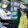 Saison 3 : Chapitre 93 : Duel de la Destinée Aster VS Alex