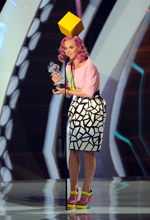 3.  VMA's 2011