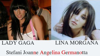 Lina Morgana ☠ Lady Gaga