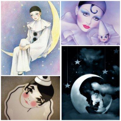 Au Clair de La Lune, Mon Amie Pierrot...