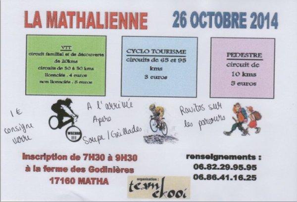 rando de MATHA 26/10/2014