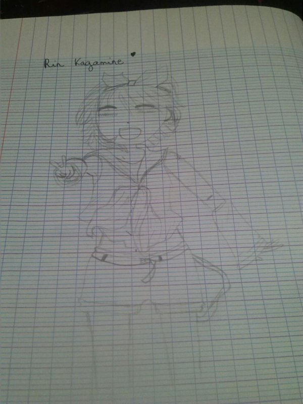Rin Kagamine ★