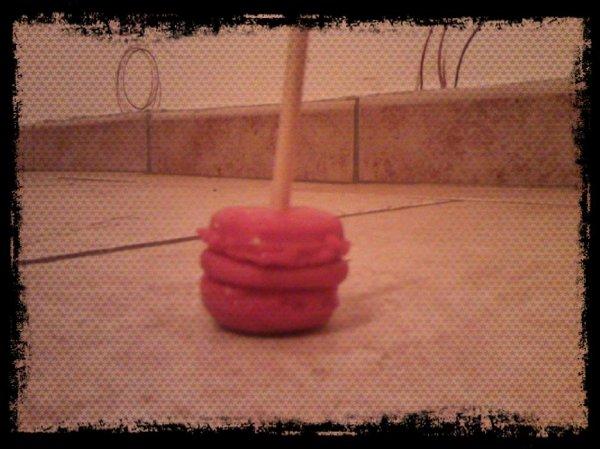 comment faire un macaron en fimo