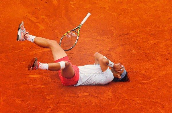 Benoit,Dimitrov, Nadal ♥