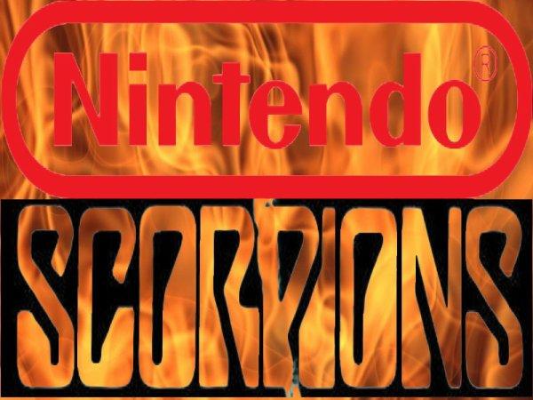 Bienvenue sur Nintendo-Scorpions