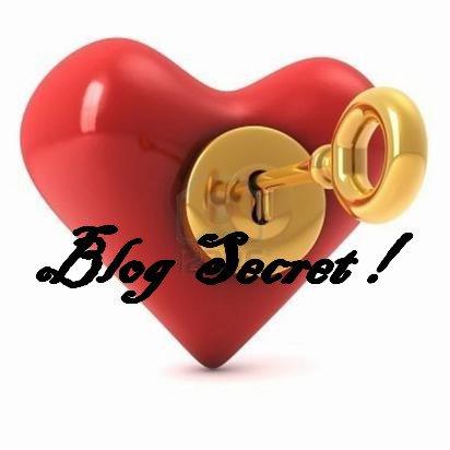Blog Secret !