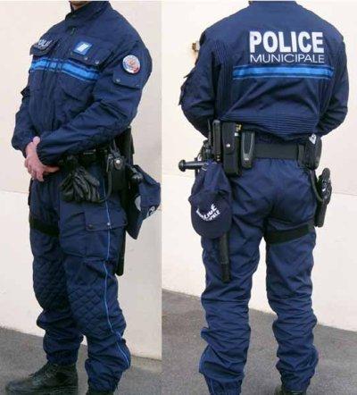 Role  de la Police municipale française