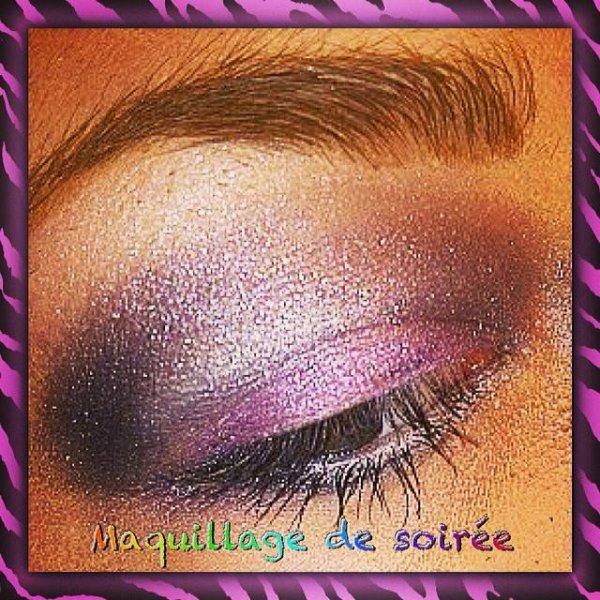 MAQUILLAGE DE SOIRÉE #2