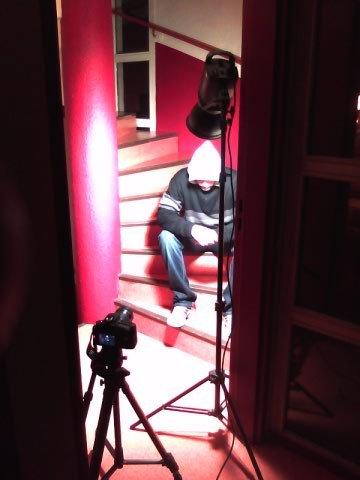 tournage du clip ghetto style arrivage dans 1 mois inchahallah rester a l'ecoute