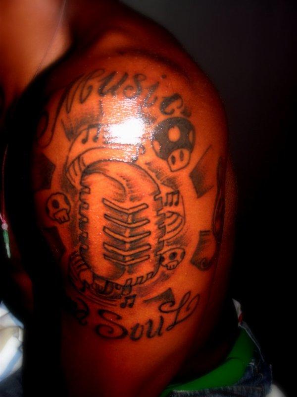 New tattoo =')