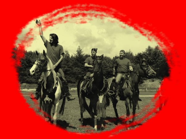 fête du cheval à Plaine de Walsch 57