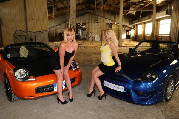 PETIT SHOOTING PHOTO AVEC MES 2 CABRIOLET