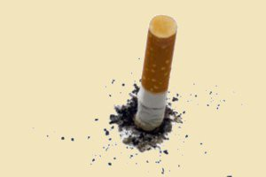 La cigarette le pire ennemi des régimeuses.