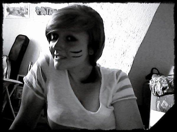 Je t'aime & sa me fais peur.. ♥