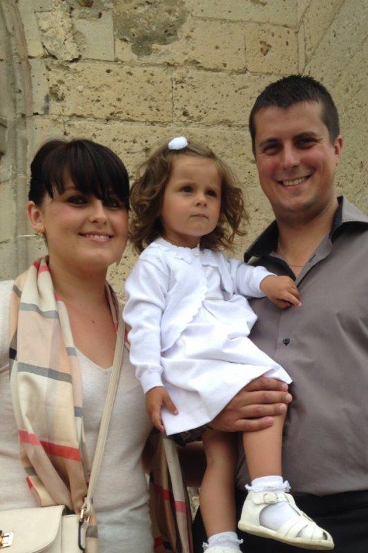 Emma a été baptisée :)