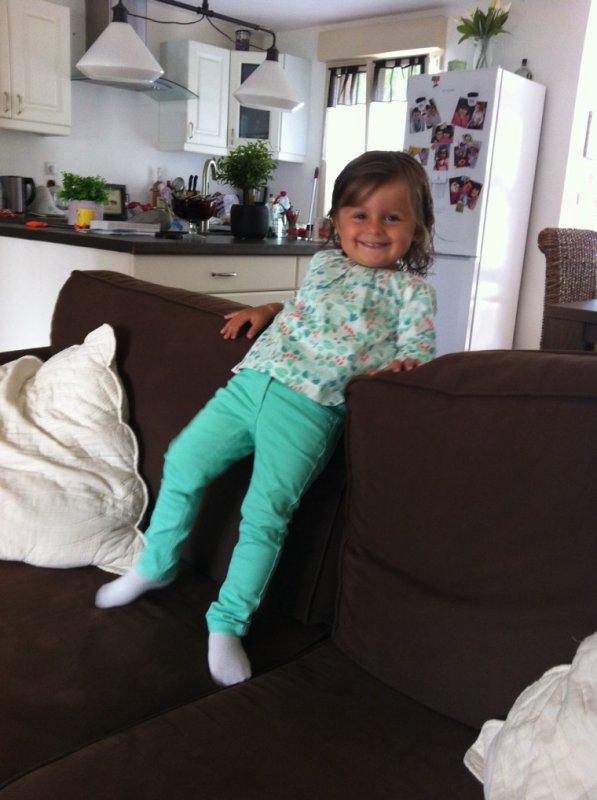 Les 2 ans d'Emma :)