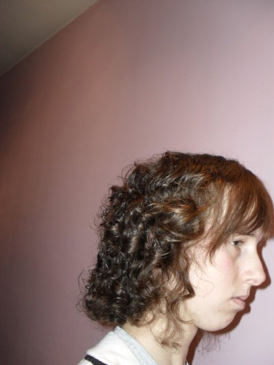 Ma new coupe de cheveux