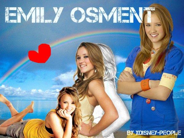 3.Emily Osment