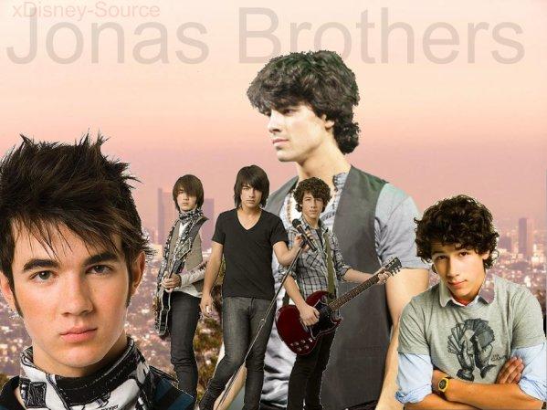 7. Jonas Brothers