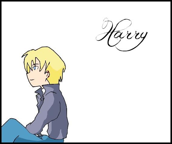 Dessin n°1 : Harry