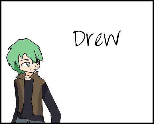 Dessin n°2 : Drew