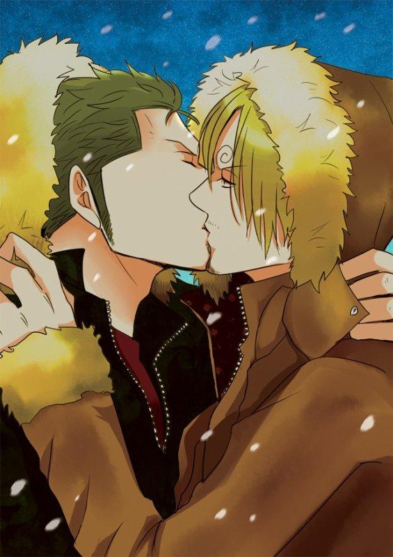 Zoro et Sanji