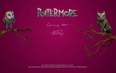 Pottermore + Poudlard.fr