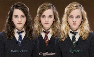 Métamorphose d'Hermione Granger
