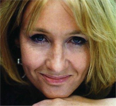 La vie de Joanne Rowling
