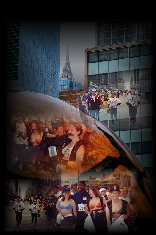 Planète Marathon : ==) New York  *****