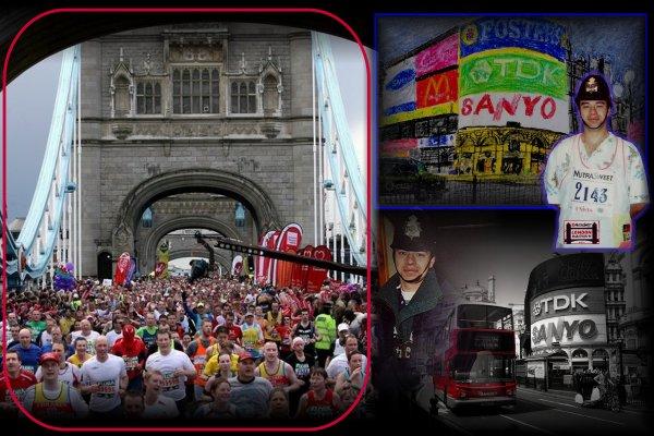 Planète Marathon : ==) Londres