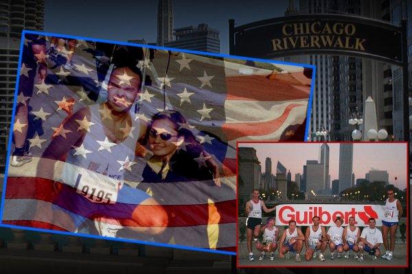Planète Marathon : ==) Chicago