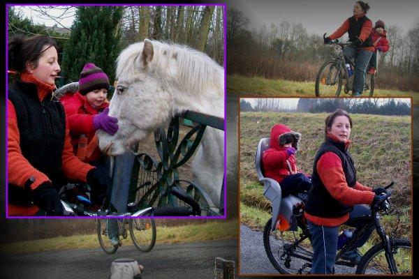 Balade en vélo du côté de chez nous ...