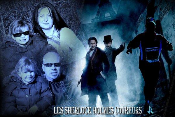 Les Sherlock Holmes Coureurs ...2012