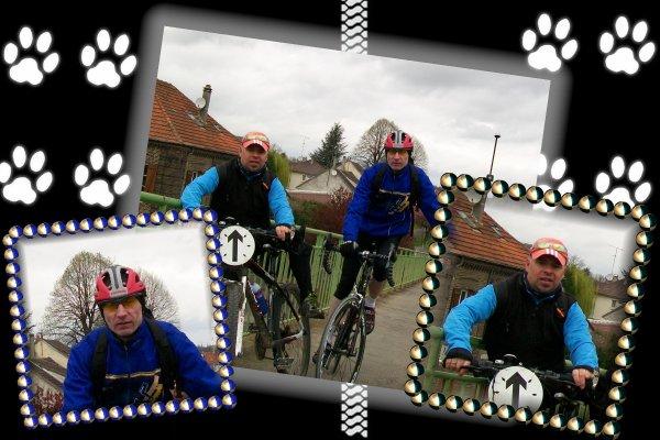 Rando Vélo des 3 chatons ...