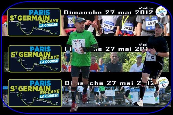 PARIS / Saint Germain en Laye --- La Course ...