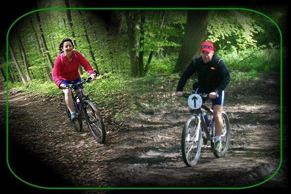Rando vélo Verneuil / Pontpoint / Pont Ste Maxence et la fête du village.