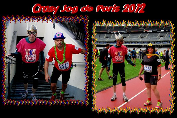 La Crasy Jog de Paris 2012 ...