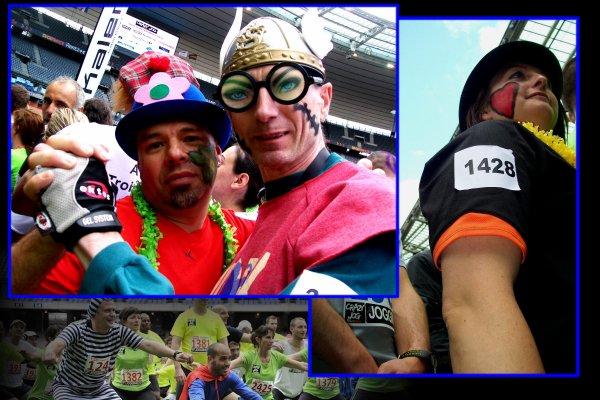 La Crasy Jog de Paris 2012 ... 8-p  la course  8-p ...