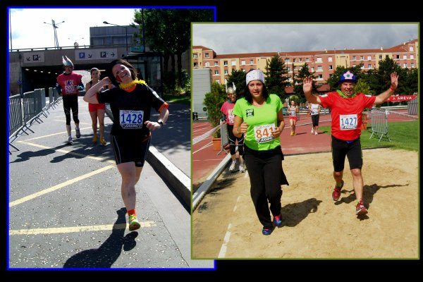 La Crasy Jog de Paris 2012 ... 8-p  la course suite   8-p ...