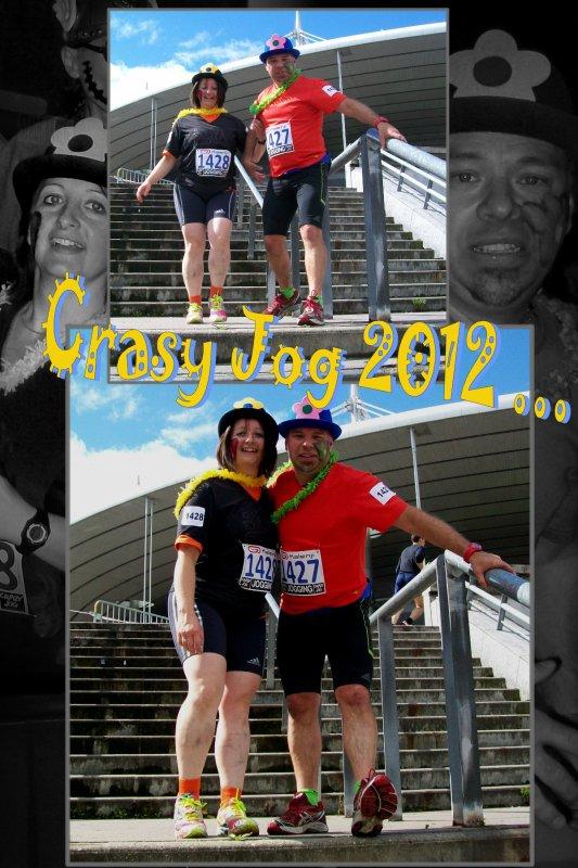 La Crasy Jog de Paris 2012 ... 8-p  la course Poursuite   8-p ...