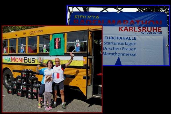 Baden Marathon Karlsruhe 2012 ....