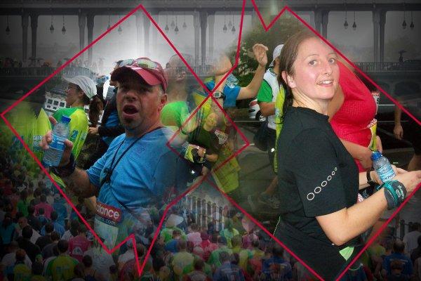 Mystère et boule de gomme sur les 20 km de Paris 2011 = la course  !
