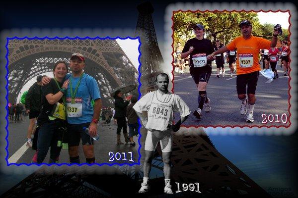 20 km de Paris 2012 ....