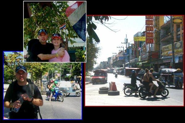 La Thaïlande ... souvenir 2009.