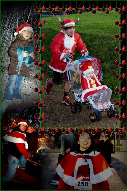 Petit Papa Noël est un marathonien