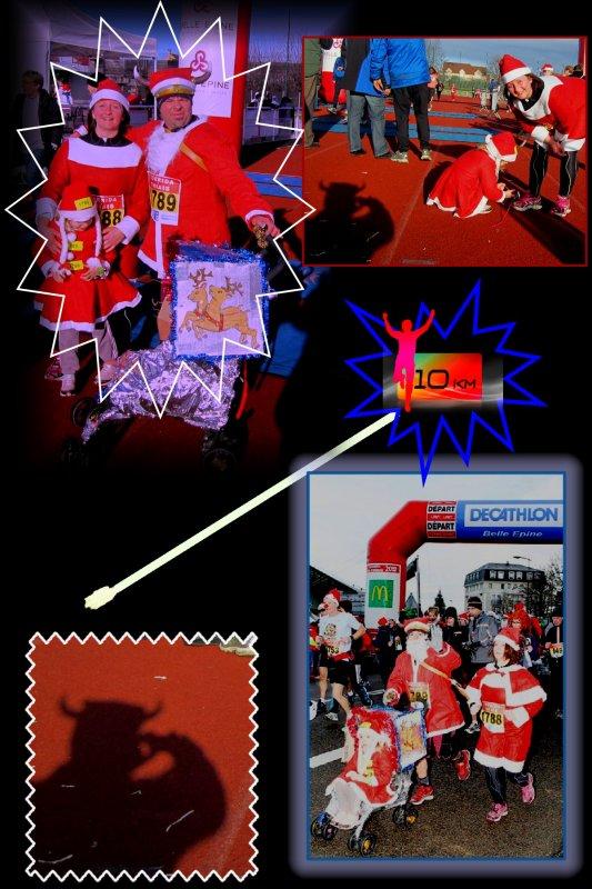 Corrida de Thiais: 16 décembre 2012... suite 2 ...