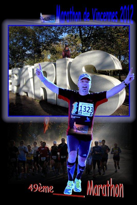 Marathon de Vincennes 2012 ...